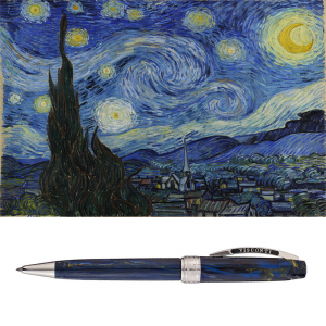 Penna a Sfera Van Gogh Starry Night