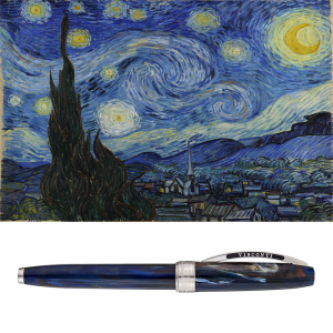 Penna Stilografica Van Gogh Starry Night