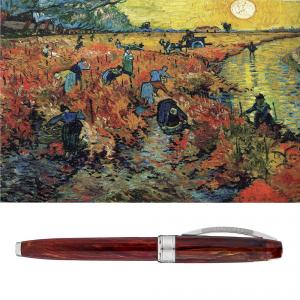 Penna Stilografica Van Gogh Red Vineyard