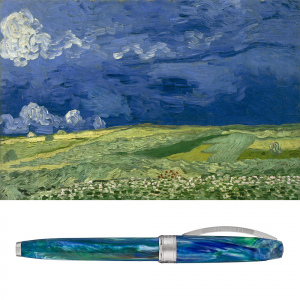 Fountain Pen Van Gogh Wheatfield