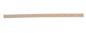 B 90 Gomma Tergipavimento ANTERIORE per lavapavimenti HAKO - tergi da 950 - NEW TYPE