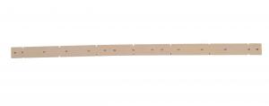 B 115R Gomma Tergipavimento ANTERIORE per lavapavimenti HAKO - tergi da 950 mm
