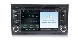 ANDROID 10 autoradio 2 DIN navigatore per Audi A4, Audi S4, Audi RS4, Seat Exeo GPS DVD WI-FI Bluetooth MirrorLink