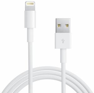 N.10 PZ CAVO DATI USB ORIGINALE Lightning per Apple IPHONE 8 5 5S 6S 6 Plus 7, XR,XS