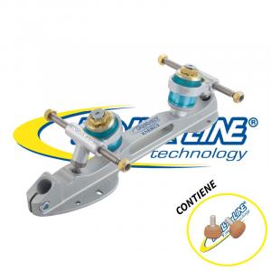 Quad Skate Frame Roll Line Energy