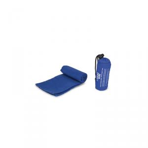 Asciugamano Microfibra Blu