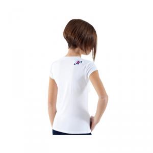 T-Shirt Bambina Roll Line