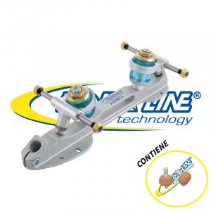Quad Skate Frame Roll Line Energy Steel