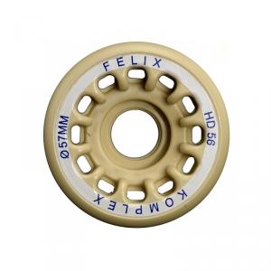Ruote Komplex Felix 57 mm