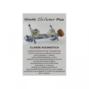 Telaio Komplex Kinetix Silver Plus
