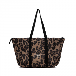 Shopper Fantasy grande leopard - GUM Design