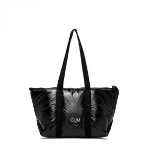 Shopper Fantasy media nera - GUM Design