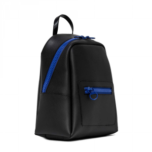 Zaino Sporting Large Zip Blu - GUM Design