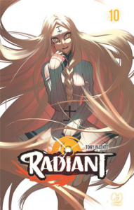 RADIANT 10 ed. j-pop