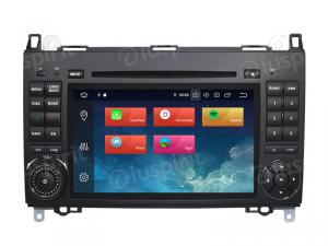 ANDROID 9.0 autoradio 2 DIN navigatore per Mercedes classe B W245 Classe A W169 B200/B150/B170/A180/A150 Mercedes Sprinter/Vito/Viano GPS DVD WI-FI Bluetooth MirrorLink
