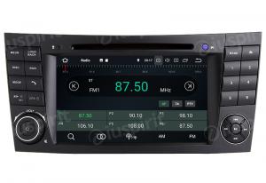 ANDROID 10 autoradio 2 DIN navigatore per Mercedes classe E W211 Mercedes classe G W463 Mercedes classe CLS W219, E200, E220, E240, E270, E280, E300 GPS DVD WI-FI Bluetooth MirrorLink