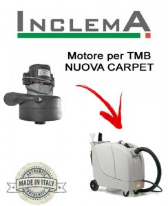 NUOVA CARPET MOTORE SYNCLEAN di aspirazione per lavapavimenti TMB