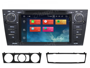 ANDROID 9.0 autoradio navigatore per BMW serie 3, BMW E90, BMW E91, BMW E92, BMW E93 GPS DVD WI-FI Bluetooth MirrorLink