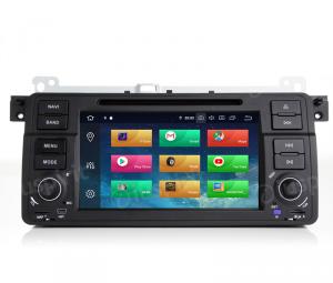 ANDROID 9.0 autoradio navigatore per BMW E46, BMW M3, Rover 75, MG ZT GPS DVD WI-FI Bluetooth MirrorLink