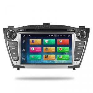 ANDROID 9.0 GPS DVD WI-FI Bluetooth Mirror-Link autoradio 2 DIN navigatore compatibile con Hyundai IX35 2009-2015
