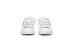 Sneakers donna 2star low bianco/silver/rosa