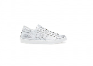 Sneakers donna 2star low argento