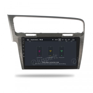 ANDROID 10 autoradio navigatore per Volkswagen Golf 7 2013-2019 GPS WI-FI Bluetooth MirrorLink