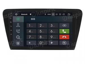 ANDROID 10 autoradio navigatore per Skoda Octavia 2013-2018 GPS WI-FI Bluetooth MirrorLink