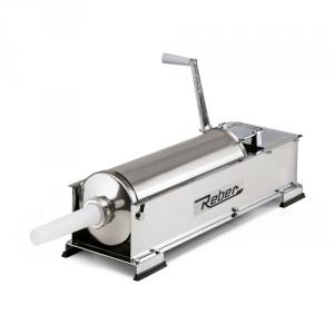 Insaccatrice in acciaio inox 2 velocità reber Kg.10.