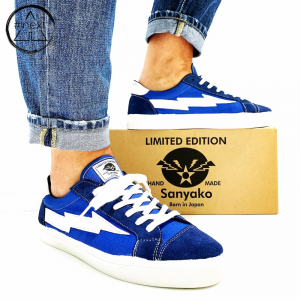 Sanyako - Thunderbolt Blue/White SS 2020