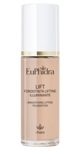 EUPHIDRA MAKE-UP LIFT - FONDOTINTA LIFTING ILLUMINANTE PER UN'AZIONE ANTI ETA'
