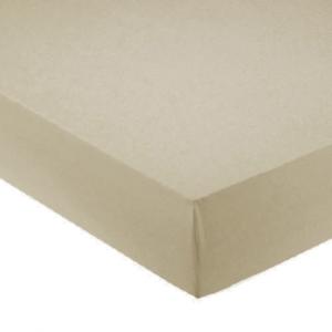 Lenzuola con angoli letto piazza e mezza francese 140x200 cm - tortora