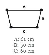 Deambulatore pieghevole con due ruote