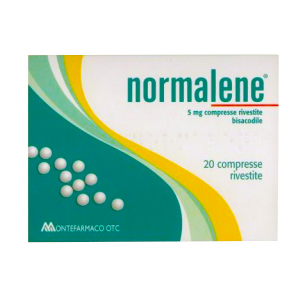 NORMALENE 20 COMPRESSE RIVESTITE