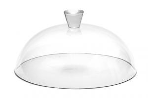 Campana in vetro pasticceria cm.31,3x31,3x16h