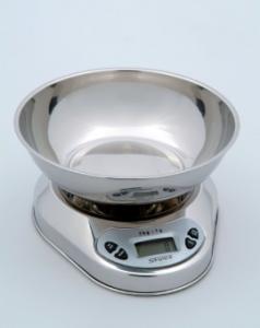 Bilancia elettronica da cucina Stube 506