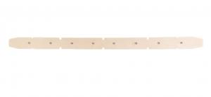 CT 110 BT60 (Fino al 2011) Gomma Tergipavimento ANTERIORE per lavapavimenti IPC