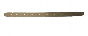 CT 70 BT 70 (fino al 2011) Gomma Tergipavimento ANTERIORE per lavapavimenti IPC