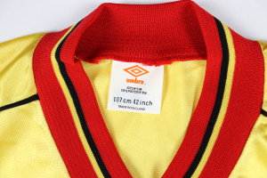 1984 Watford F.A. Final Wembley Maglia L *Nuova