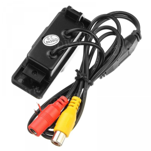Telecamera retromarcia per Nissan Qashqai/X-Trail/Juke Citroen C4/C5 Peugeot 307 retrocamera specifica luce targa