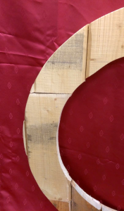 Cornice tonda (diametro 76)