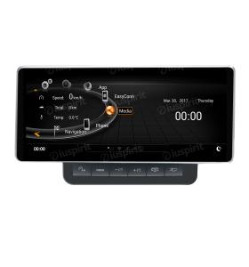 ANDROID 10.25 pollici navigatore per Audi Q7 2010-2015 GPS WI-FI Bluetooth MirrorLink 2GB RAM 32GB ROM 4G LTE