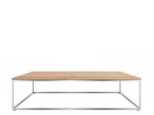 Tavolino in legno e ferro Thin