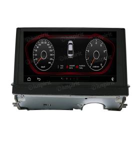 ANDROID 8.1 GPS WI-FI Bluetooth MirrorLink 4GB RAM 64GB ROM navigatore compatibile con Audi A3 2013-2018