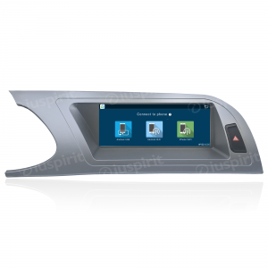 ANDROID navigatore per Audi A4/RS4/8K/B8/8T/4L 2008-2012 8.8 pollici GPS WI-FI Bluetooth MirrorLink Octa Core 4GB RAM 64GB ROM 4G LTE