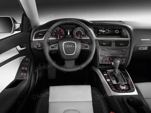 ANDROID navigatore per Audi A5 2009-2016  8.8 pollici GPS WI-FI Bluetooth MirrorLink Octa Core 4GB RAM 64GB ROM 4G LTE