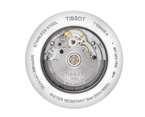 TISSOT BALLADE POWERMATIC 80 COSC T108.408.11.037.00