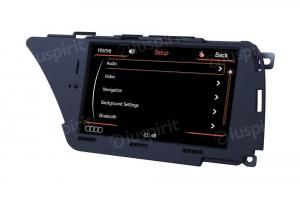 USB GPS Bluetooth Mirrorlink navigatore per Audi A4 B8, Audi Q5, Audi A5, Audi A4L