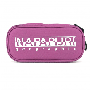 Porta oggetti Napapijri HAPPY PEN ORGANIZER N0YID4 PA5 Dahlia Pink