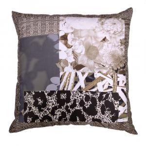 Cuscino decorativo ROBERTO CAVALLI Raso FARAQA sabbia 40x40 cm
